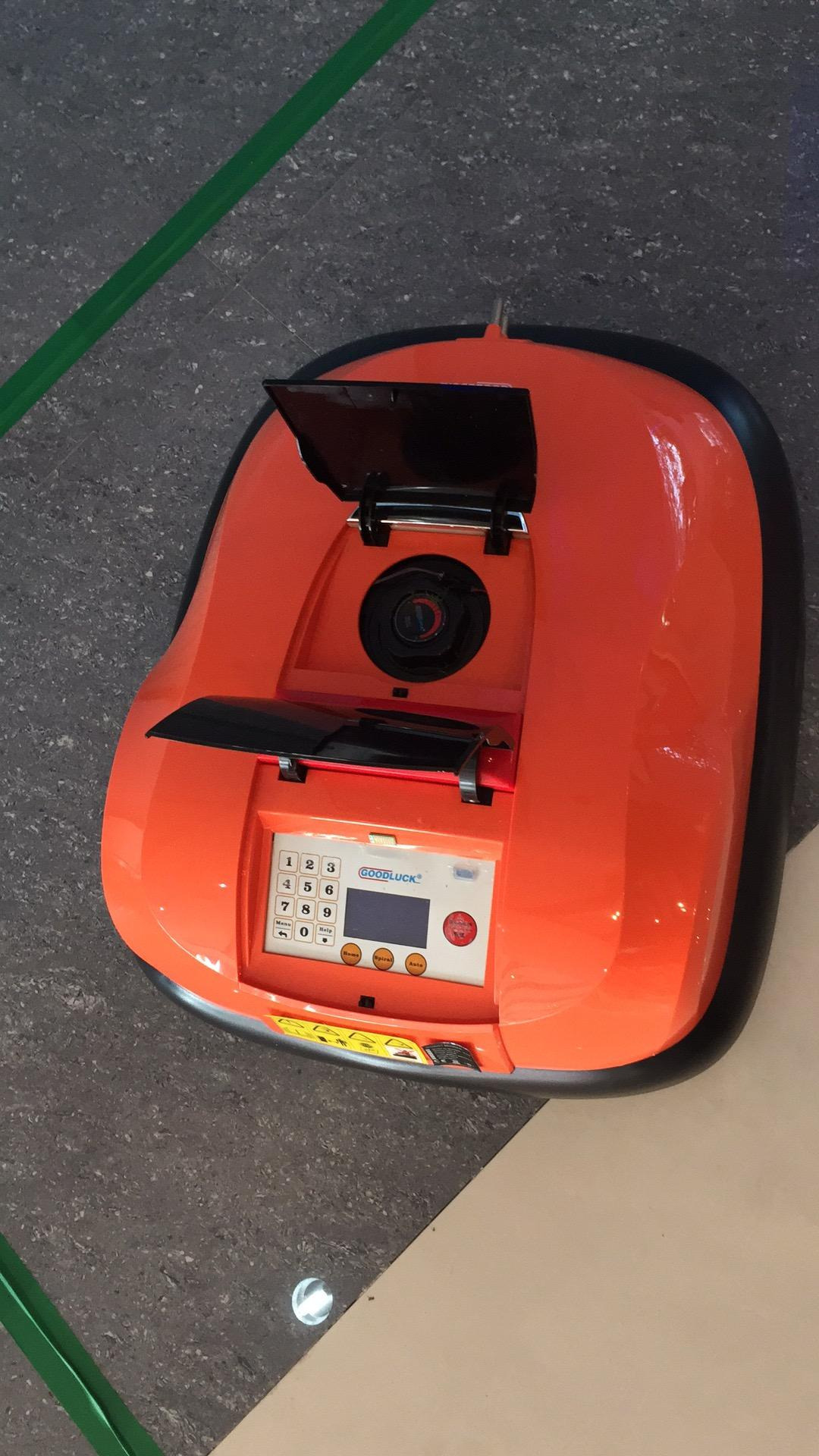 Robot Lawn Mower Automatic 1