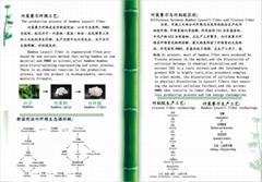 Bamboo Lyocell Fiber