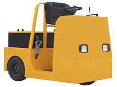 3-wheel Stand-up Electric Tow Tractor