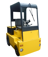 Medium 4-wheel Electric Tow Tractor