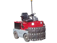 4-Wheel Electric Tow Tractor