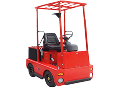 2-5T 4-Wheel Electric Tow Tractor