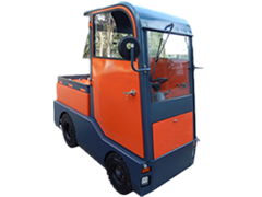 6-9T 4-Wheel Electric Tow Tractor