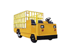 4-wheel Electric Platform Truck with