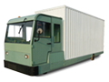 1-3T Electric Cabinet Truck