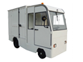 2-5T Electric Cabinet Truck