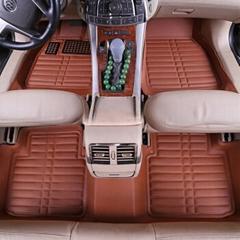 汽车脚垫4D