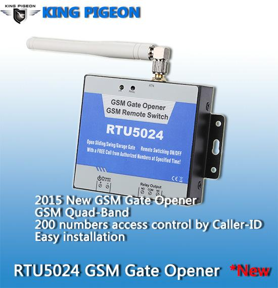 GSM 3G Relay GSM Switch GSM Gate Opener 1