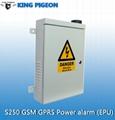 GSM Power Line Loss Alarm