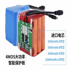 鋰電池組保護板