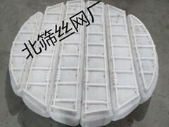 定做聚四氟乙烯PTFE抗腐蝕耐高溫絲網除沫器