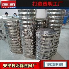 北筛供应 125 250 350 孔板波纹填料