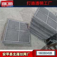 SP標準型DP高效型Q235碳鋼絲網除沫器 捕沫器