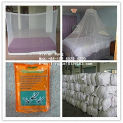 conical mosquito nets/triangle mosquito nets/treated mosquito nets/LLINs to Afri