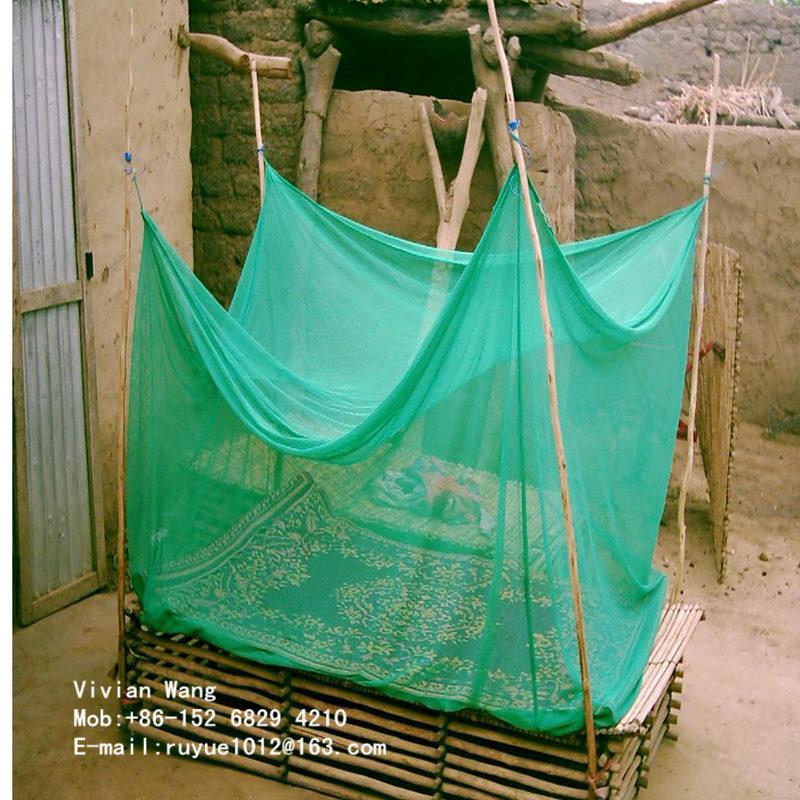 100%涤纶含药水药物处理蚊帐 1