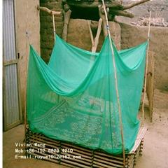 100%滌綸含藥水藥物處理蚊帳