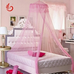princess circle mosquito net circular bed canopy umbrella tent