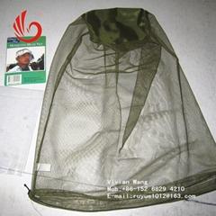 户外防蚊虫面罩头罩