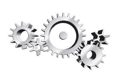 Atlas COP1132 Hydraulic rock drill chain gear 3128321418 1