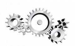 Atlas COP1132 Hydraulic rock drill chain gear 3128321418