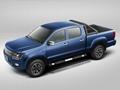 Gasoline 4WD HUANGHAI N2 USA style Luxury Pickup Truck EURO 5 Mitsubishi 4G69S4N