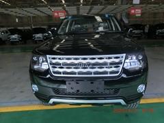 Huanghai Auto Right Hand Drive N2 Pickup Truck ISUZU JE493 Engine 4WD AIR BAG