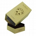 PERSONALIZED RIGID PERFUME GIFT BOX FOR