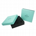 HAT SHAPE CUSTOM PAPER BOX WITH LID FOR
