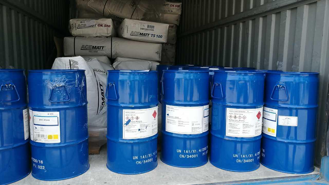 吉林的国民默克水性木器漆专用防涂鸦助剂 5