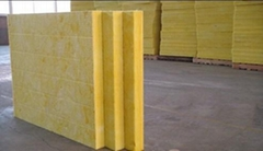 Coning glass wool board