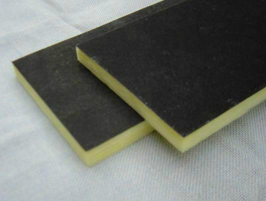 Coning glass wool board 3