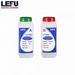 Transparent Epoxy Resin Ab Adhesive for Assembly and Repair
