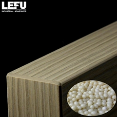 Middle Temperature Edge Banding Hotmelt Adhesive for Door and Furniture