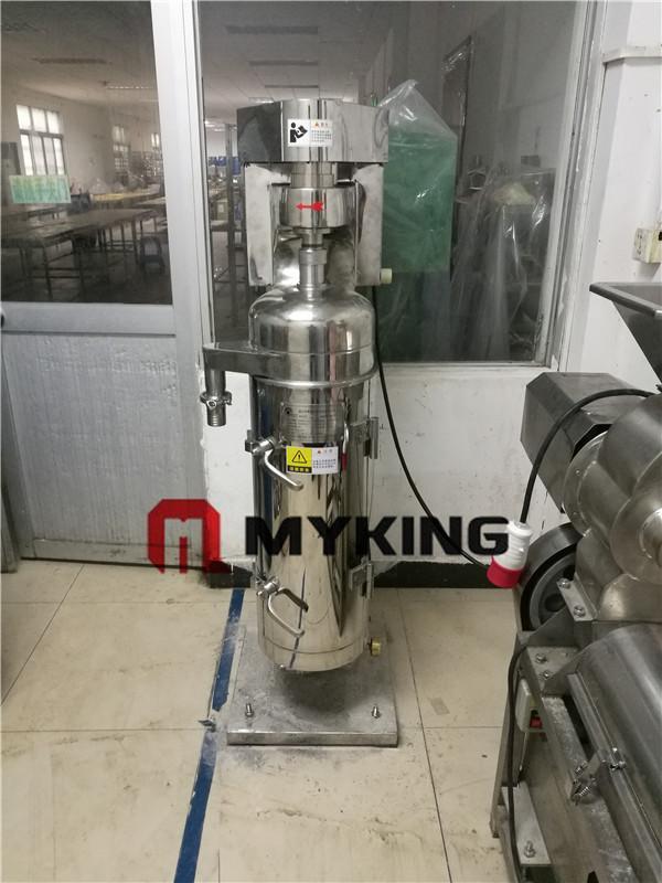 GQ105N型管式離心機 2