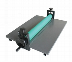 650mm 25.5inch wide format cold laminating machine