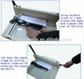 Scrapbooking Metal Base Trimmer stack paper cutter 2