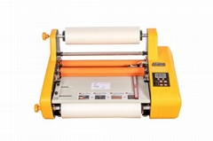 Simeile hot cold laminator machine