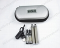 EGO电子烟 EGO双支电子烟 EGO-CE4双支套装电子烟 双支拉链包套装