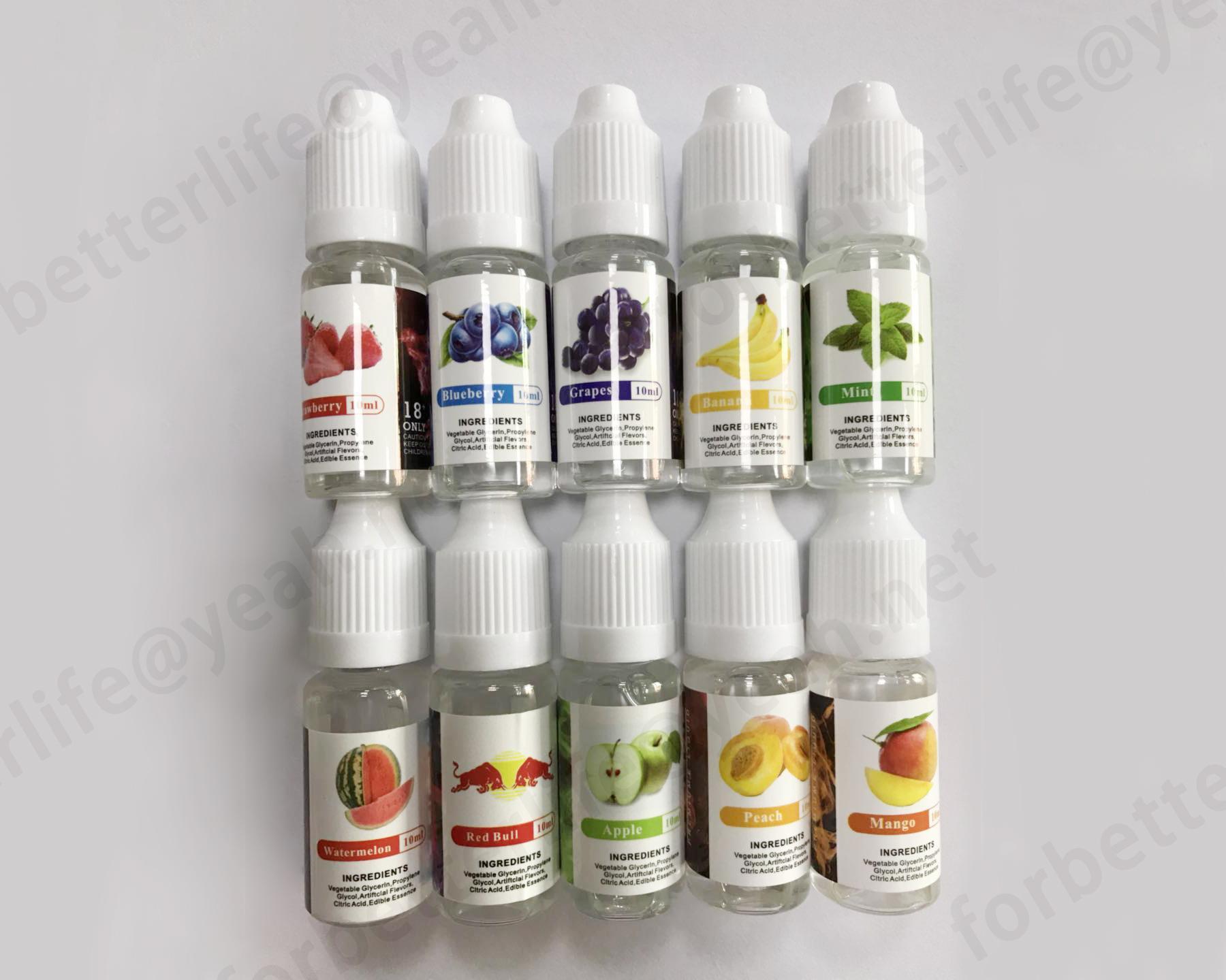 一次性能量棒電子煙 多種水果口味電子煙 9