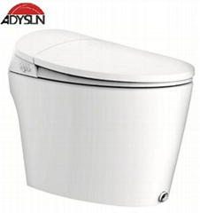 Water-tank-free intelligent toilet K81