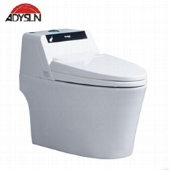 Middle-tank-free intelligent toilet Y720