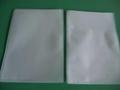 厂家现货批发透明中封袋 可订制塑料包装口罩包装袋厂家真空袋 2