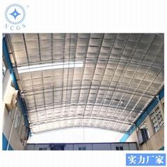 供應樓頂保溫隔熱材房頂隔熱防水材料 高反光效隔熱膜