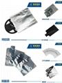 供应防静电铝箔袋 铝塑复合塑料袋 产品包装胶袋 3