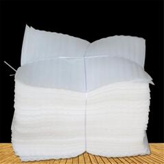 epe珍珠棉覆膜袋 液晶显示器内衬包装珍珠棉