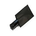 黑色导电PE袋 感光敏感遮光产品专用PE黑色塑料袋 硒鼓黑色导电胶袋 1