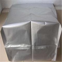 江西供應集裝箱內襯鋁箔袋 大型可抽真空鋁箔噸袋