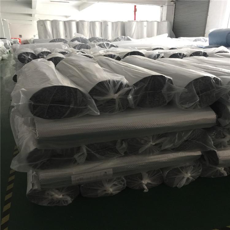 供应国内外铝箔气泡建筑保温隔热材料 5