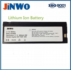 Wholesale 12V 2600mAh Lead-acid Lithium Ion Battery For Mindray Patient Monitors