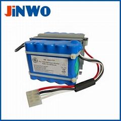 NI-NM Battery 12V 7000mAh for GE ECG Machines PRO 1000